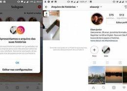 Histórias do Instagram agora podem ser salvas definitivamente; entenda