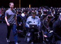 Facebook compra startup especializada em autenticação biométrica