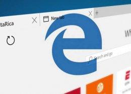 Windows 10 tenta convencer usuários a não trocar de navegador.