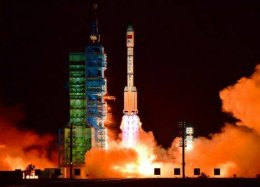 China lança seu primeiro satélite de detecção de CO2