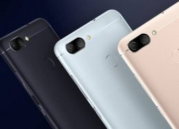 Asus lança Zenfone Max Plus com bordas mínimas e tela de proporção 18:9