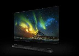 Nova TV da LG tem 3 milímetros e pode ser presa apenas com imãs.