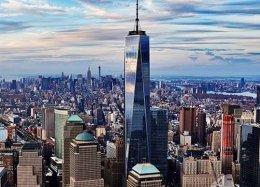 Edifício mais alto dos EUA, feito onde era o WTC, será aberto a visitantes.