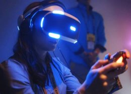 Visor de realidade virtual do PlayStation pode chegar ao Brasil só em 2018