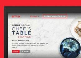 Extensão para Chrome adiciona reprodução aleatória à Netflix