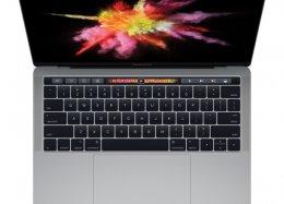 Novos MacBook Pro têm barra 'touch' no teclado e leitor de digital