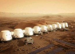 Brasileira está entre os 100 candidatos a colonizar Marte.