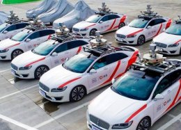 Empresa dona da 99 prepara frota de táxis autônomos na China.