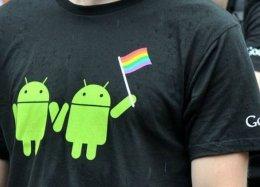 Gigantes de tech pressionam EUA a legalizar casamento gay no país todo.