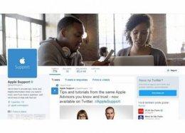 Apple cria novo canal de suporte para clientes no Twitter