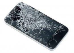 Quase metade dos brasileiros já teve a tela do celular quebrada.