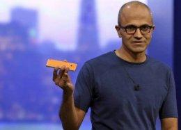 CEO da Microsoft explica por que a empresa ainda aposta no Windows Phone